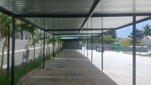 Steel Carports Springs